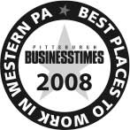 pittsburgh business times best place to work logo