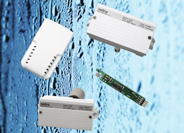 setra systems humidity sensors