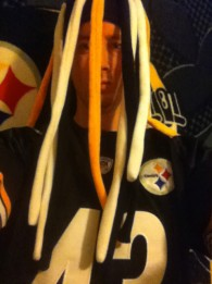 steven james clement steeler fan